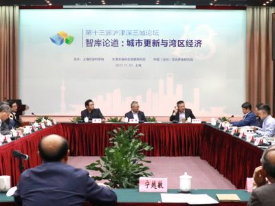 The 13th Shanghai-Tianjin-Shenzhen Forum