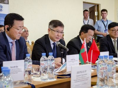 China-Belarus Think Tanks Seminar