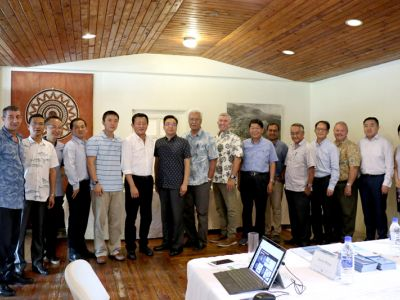 China-Pacific Islands Maritime Economic Seminar